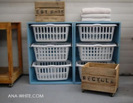 laundry dresser plans