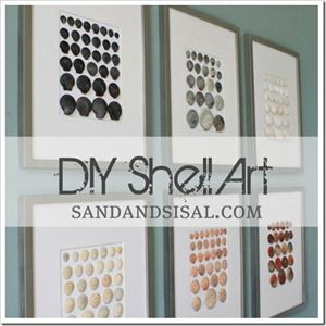 Shell Art wall (683x1024)