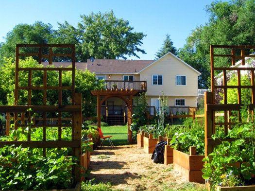 5 Ways to Plant a Vegetable Garden Infarrantly Creative