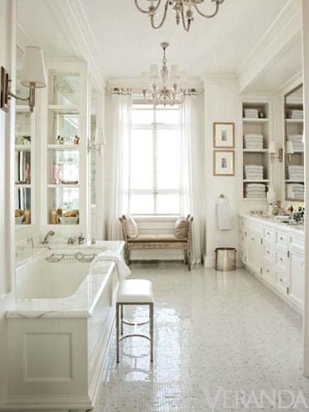 5 Ways To Get This Look Elegant White Bath Infarrantly